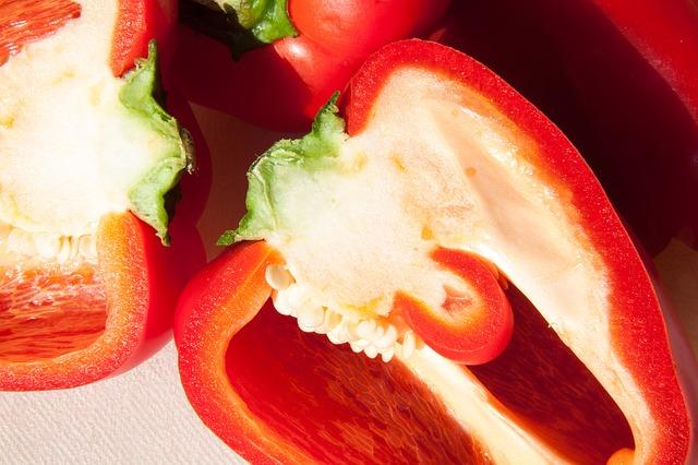 Paprikové Lodičky
