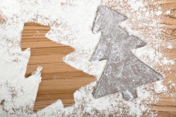 Pečený Vánoční Stromeček