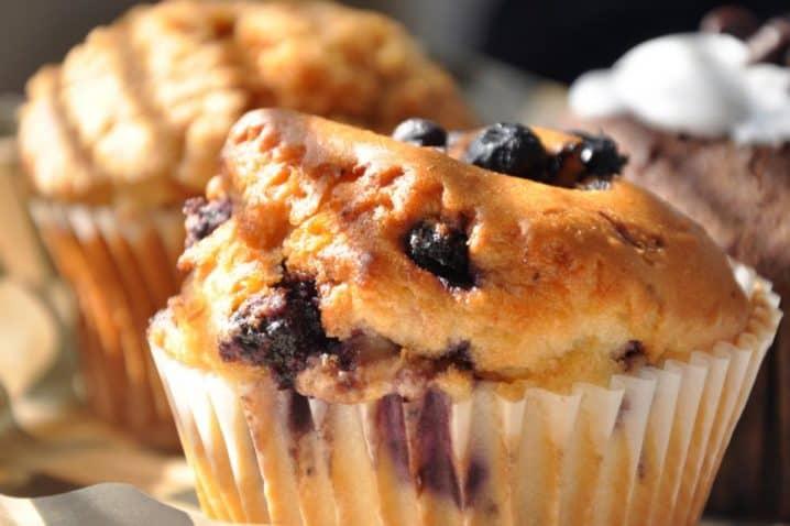 Muffin Z Mikrovlnky