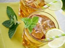 Amerciký Ledový čaj Recept