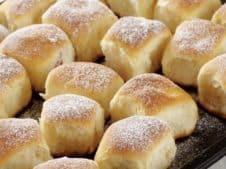 Sweet Yeast Buns